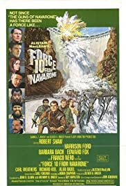 Force 10 from Navarone (1978) Poster - Movie Forum, Cast, Reviews