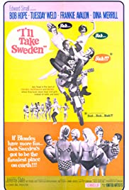 I'll Take Sweden Poster