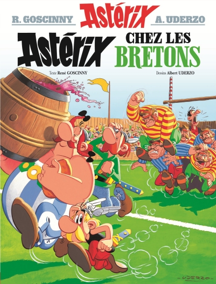 Asterix In Britain 1986 Dual Audio Hindi ORG 720p BluRay 697MB Download