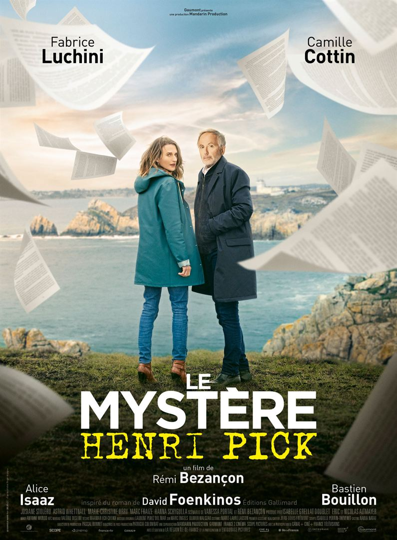 The Mystery of Henri Pick (2019) - IMDb