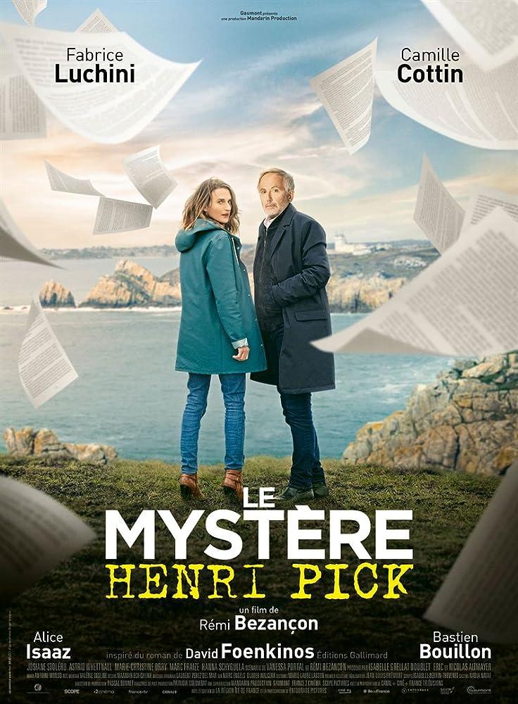 Le mystère Henri Pick (2019) Streaming VF