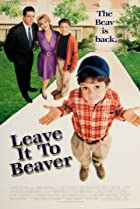 Leave It to Beaver (1997) Poster