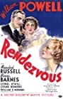 Rendezvous (1935) Poster