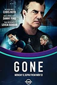 Chris Noth, Danny Pino, and Leven Rambin in Gone (2017)