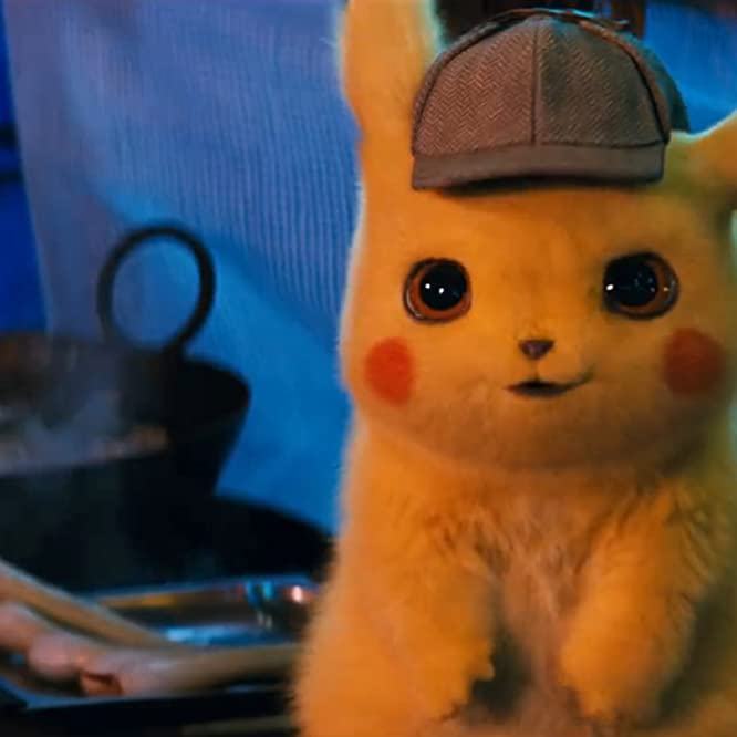 Ryan Reynolds in Pokémon Detective Pikachu (2019)