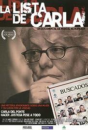 Carla's List Poster