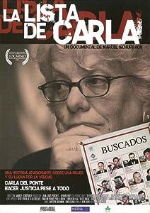 Watch action movies 2016 La liste de Carla [FullHD]