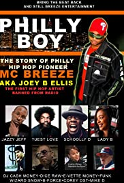 Philly Boy: A Movie About M.C. Breeze Poster