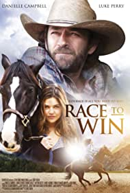 Luke Perry and Danielle Campbell in Race to Redemption (2016)