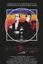 White Mischief Poster