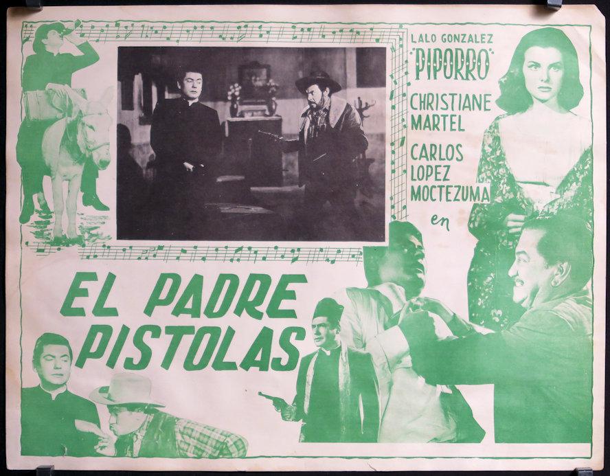 El padre Pistolas (1961)