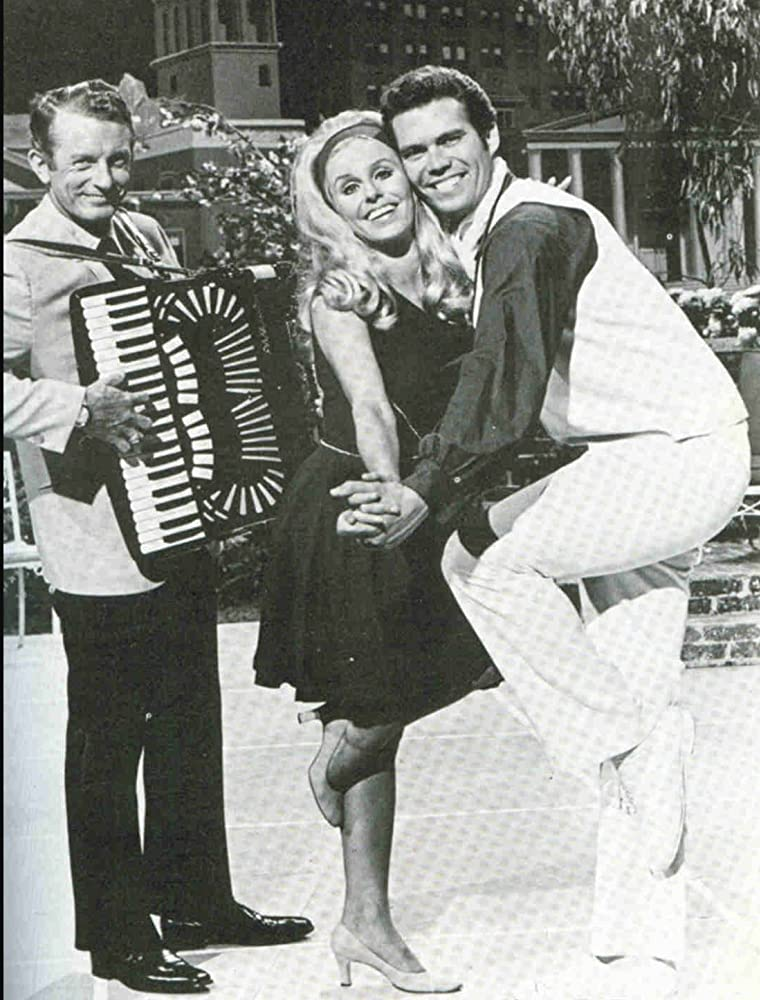 Image result for bobby burgess the lawrence welk show