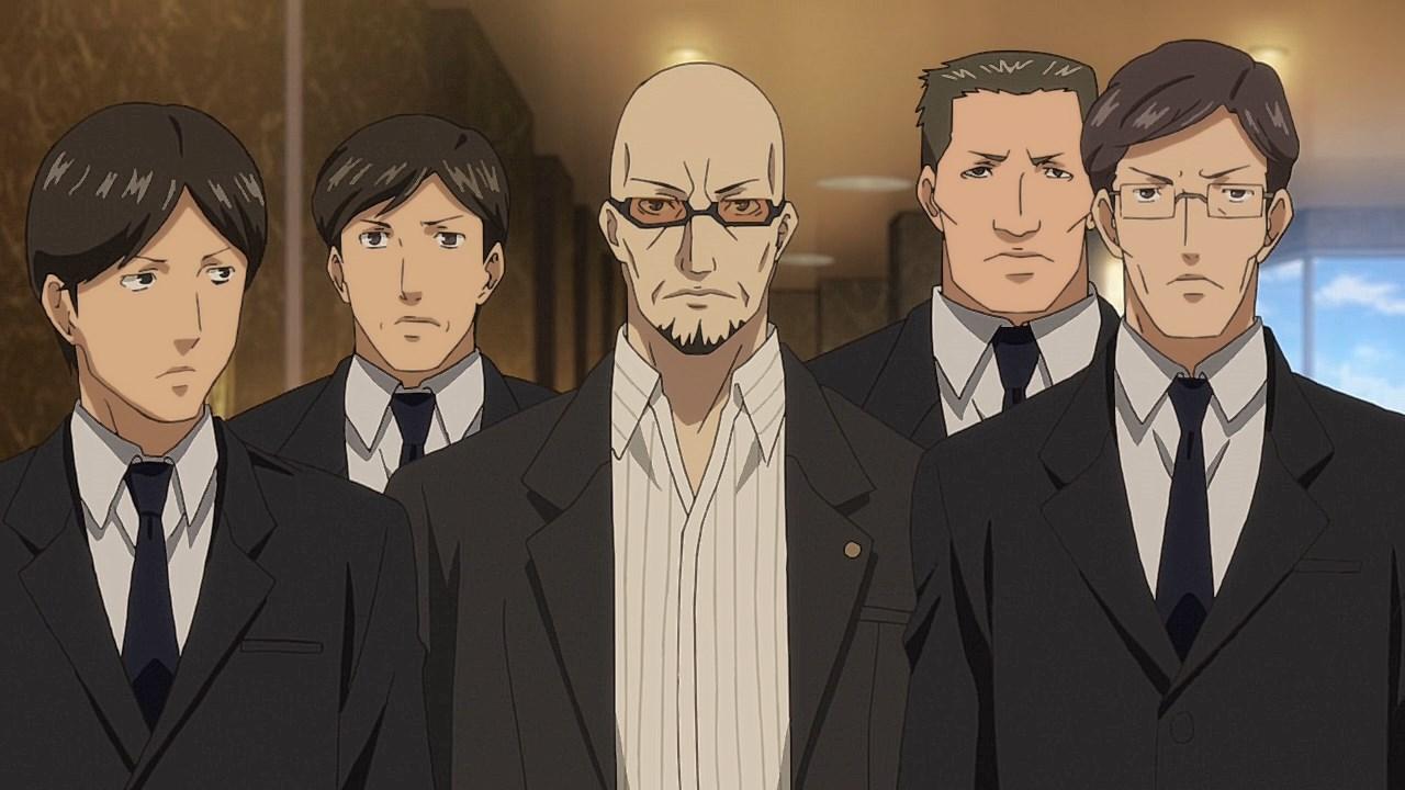 Shûichi Ikeda in Persona 5: The Animation (2018)