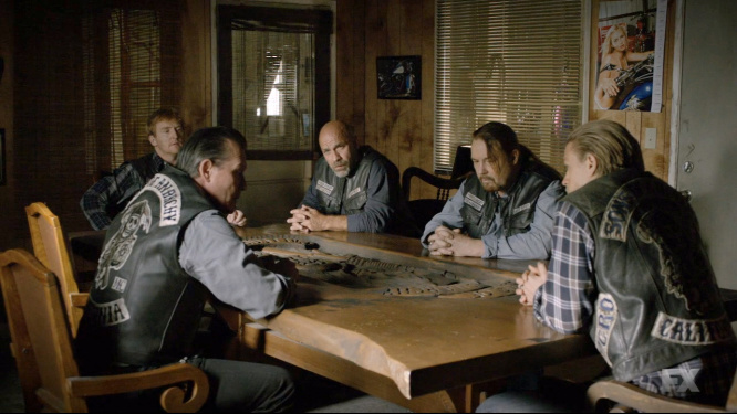 Sons Of Anarchy 2008 2014