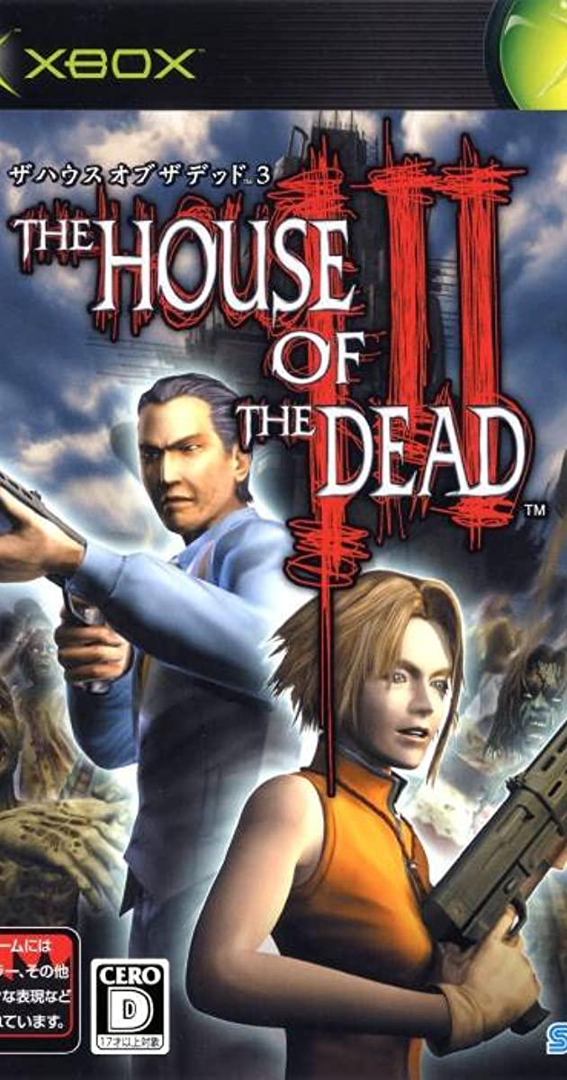 house of the dead 3 pc requirements