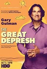 Gary Gulman: The Great Depresh Poster