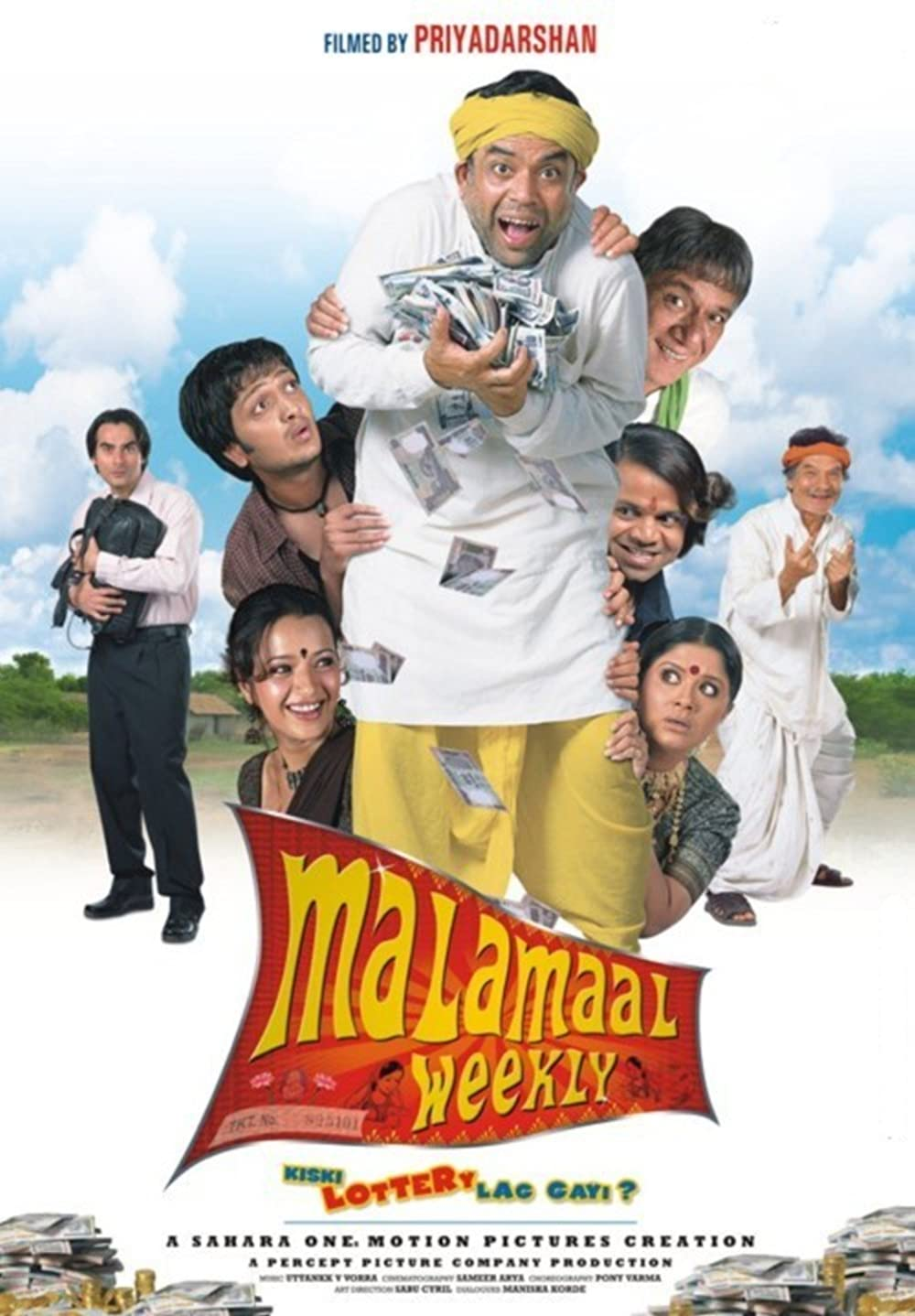 Malamaal Weekly 2006 Hindi Full Movie 720p HDRip 880MB Download