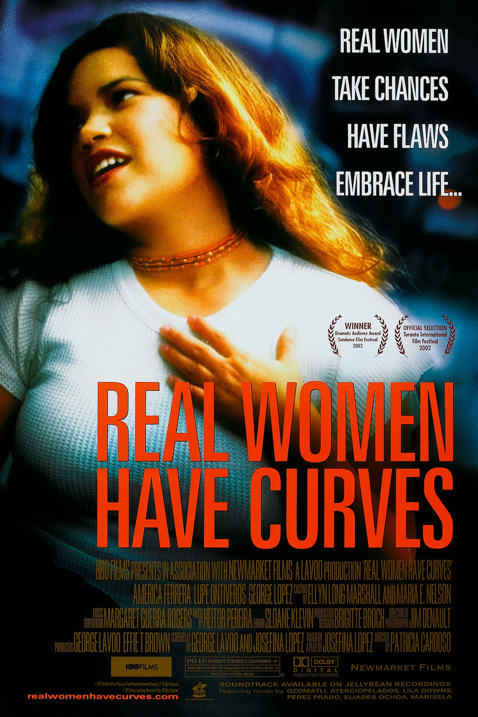 Cover image of Real Women Have Curves