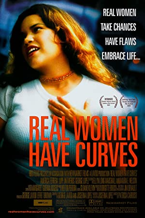 Real Women Have Curves Poster Image