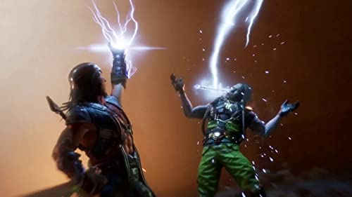 Mortal Kombat 11: Nightwolf Trailer (German)