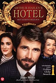 Anne Baxter, James Brolin, and Connie Sellecca in Hotel (1983)