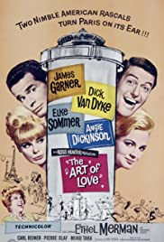 The Art of Love (1965) Poster - Movie Forum, Cast, Reviews