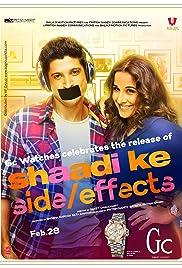 Shaadi Ke Side Effects(2014) Poster - Movie Forum, Cast, Reviews
