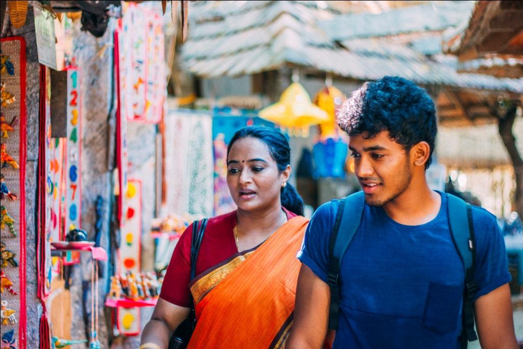Anupama Kumar and Ashwinjith in My Son Is Gay (2019)