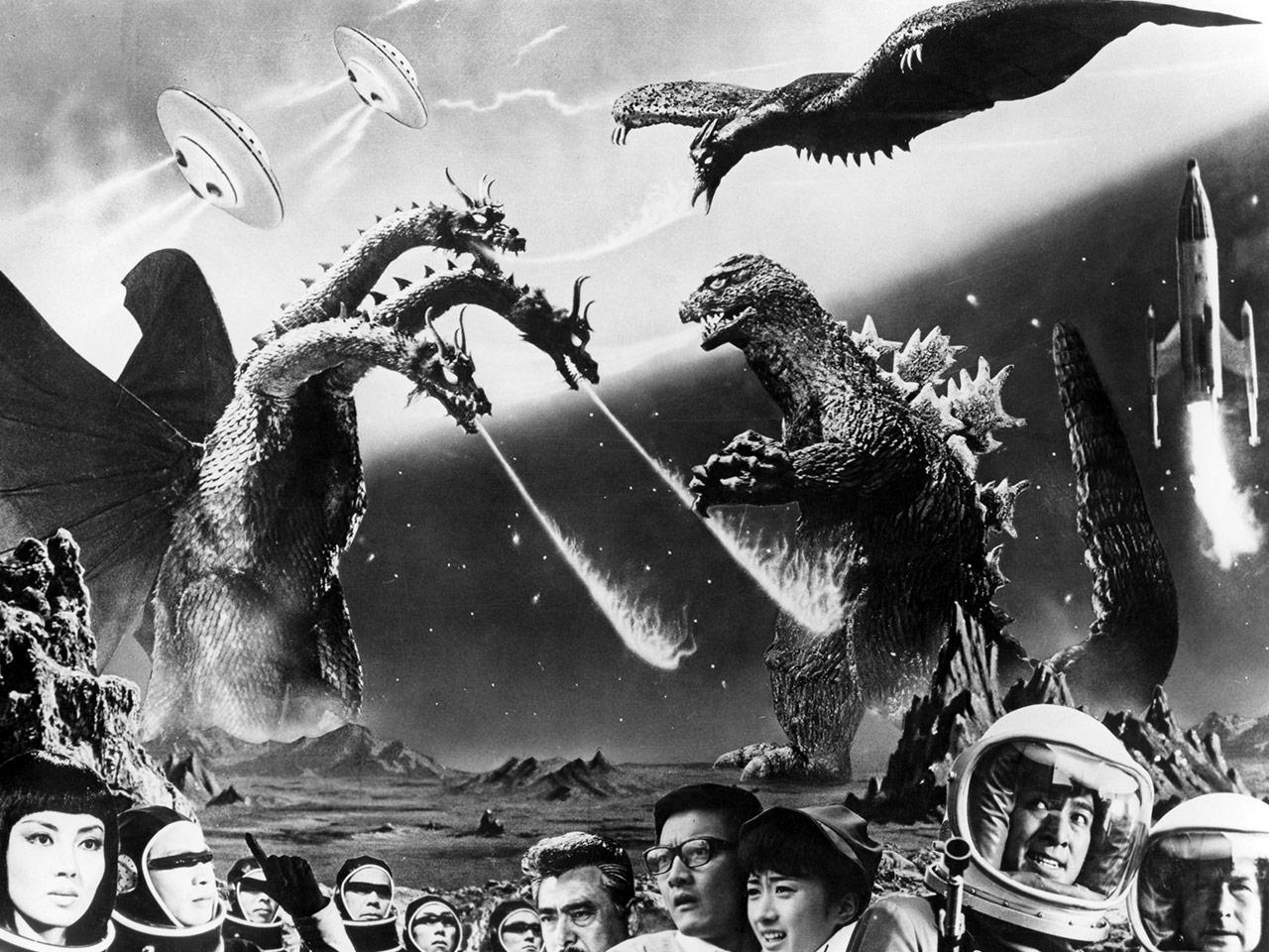 哥斯拉之怪兽大战争剧照点击放大