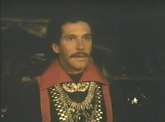 Peter Hooten in Dr. Strange (1978)