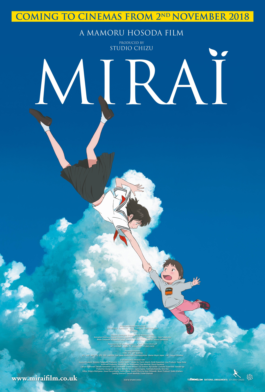 mamoru hosoda animation mirai set for july release variety.html