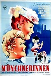 Münchnerinnen Poster