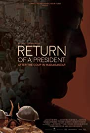 Return of a President: After the Coup in Madagascar Poster