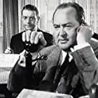 Edward Arnold and Don Costello in Unholy Partners (1941)