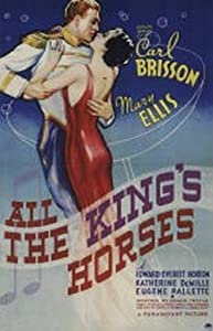 Watch full movies english All the King's Horses [320p]