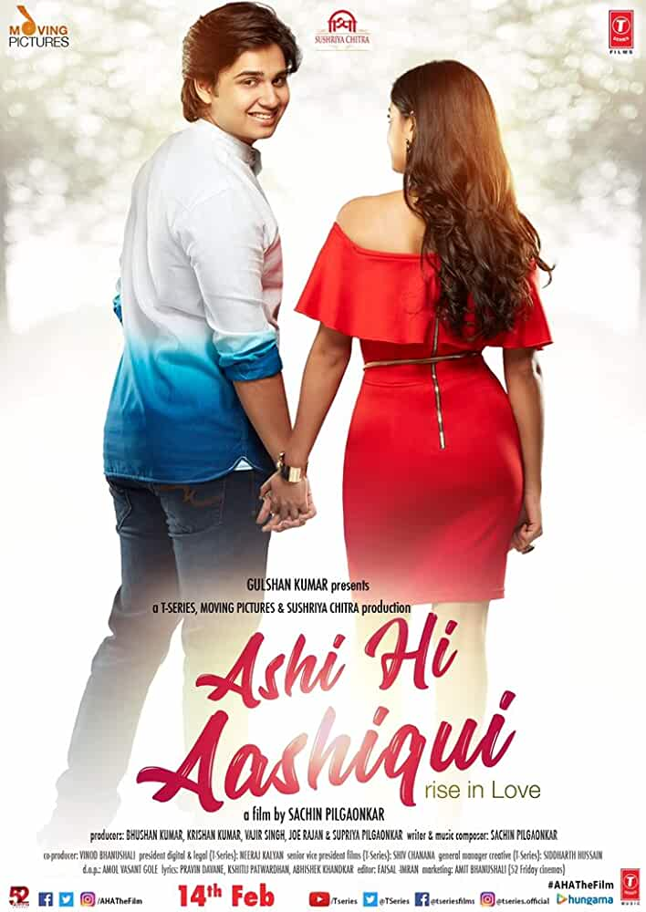 Ashi Hi Ashiqui 2019 Movie Marathi WebRip 300mb 480p 1GB 720p