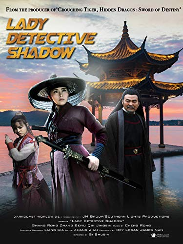 Lady Detective Shadow