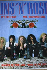 Guns N' Roses: It's So Easy Poster