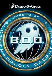 B.O.O.: Bureau of Otherworldly Operations Poster