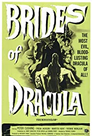 The Brides of Dracula (1960) Poster - Movie Forum, Cast, Reviews