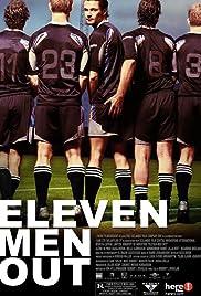 Eleven men out (Fuera del vestuario)