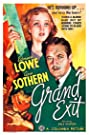 Grand Exit (1935) Poster