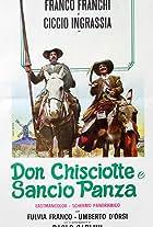 Don Chisciotte and Sancio Panza