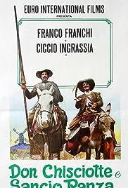 Don Chisciotte and Sancio Panza Poster
