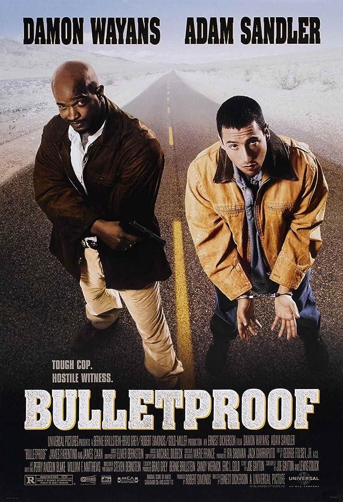 Bulletproof (1996) Hindi Dubbed