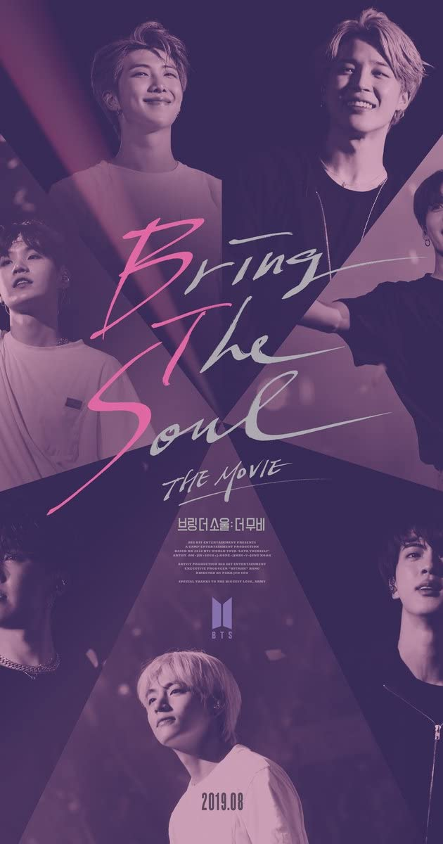 Bring The Soul The Movie 2019 Imdb