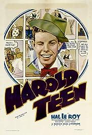 Harold Teen Poster