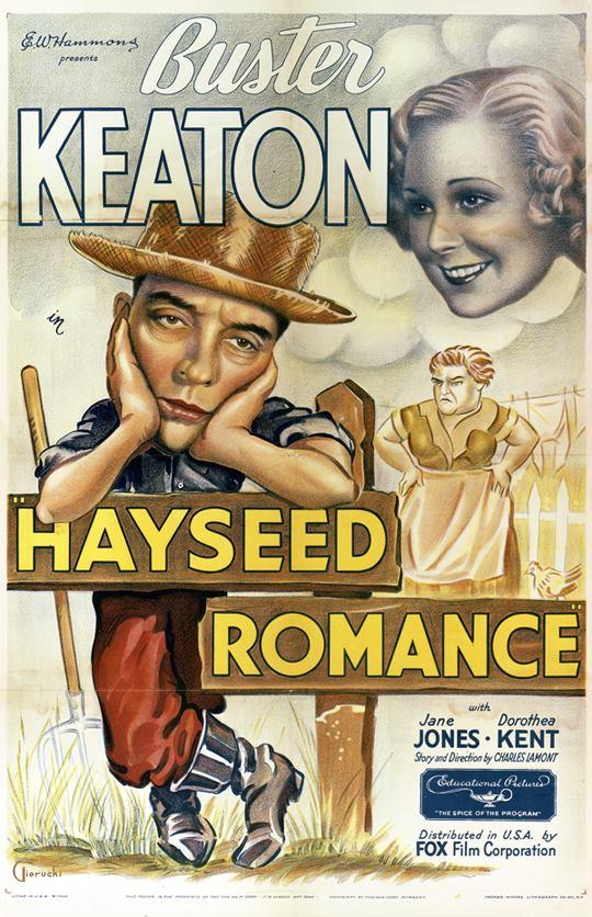Hayseed Romance (1935)