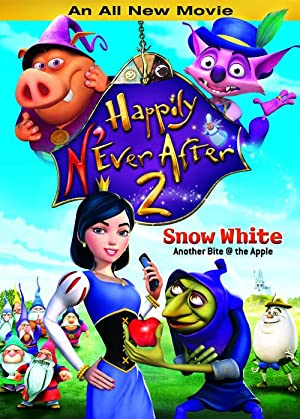 Where to stream Happily N'ever After 2: Snow White: Another Bite at the Apple