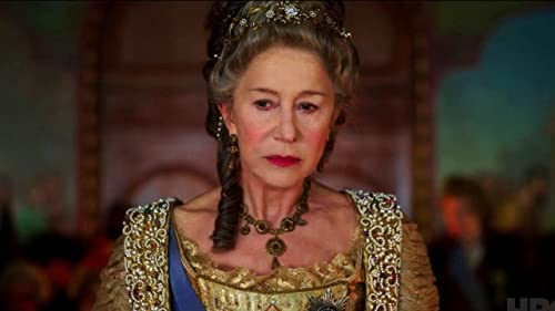 Catherine The Great: Becoming Catherine The Great Ft. Helen Mirren